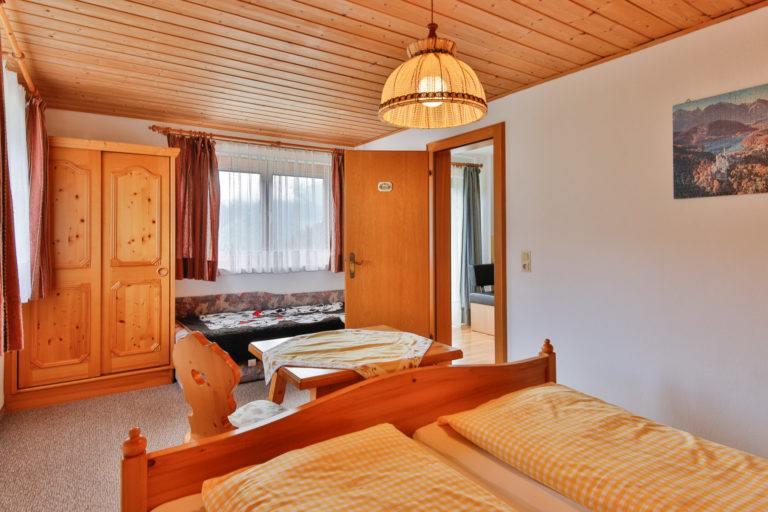 Zimmer Apartment Berwang